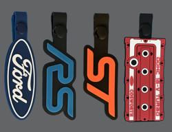 Key Rings - Key Tags