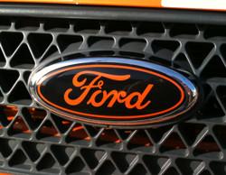 Ford Badges - Gel Overlays
