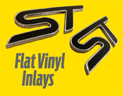 Vinyl Inlays