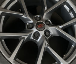 Wheel Centres - Gel Overlays