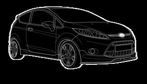 Fiesta Mk7 - PRE Facelift