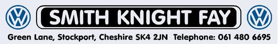 Smith knight fay stockport vw audi 275x45