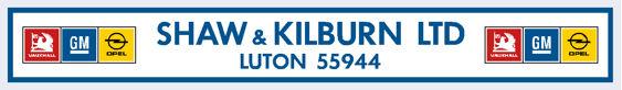 Shaw and kilburn luton vauxhall 360x52