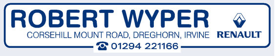 Robert wyper dreghorn irvine scotland renault 250x52