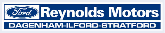 Reynolds motors dagenham ilford stratford london ford 220x45
