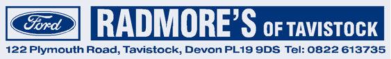 Radmores of tavistock devon ford 295x45