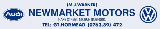 Newmarket motors great hormead buntingford vw audi 275x50