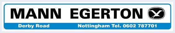 Mann egerton nottingham 250x48