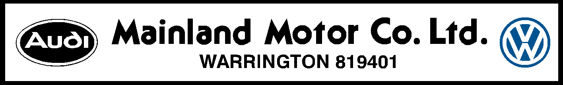 Mainland motor compnay warrington vw audi 298x45