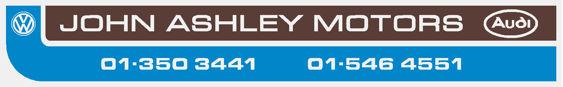 John ashley motors london vw audi 290x45