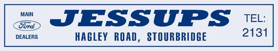 Jessups of stourbridge ford 270x50