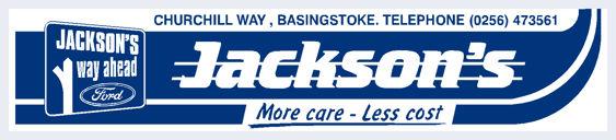 Jacksons of basingstoke ford 355x80