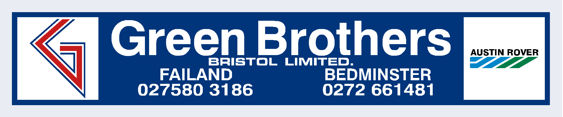 Green brothers bedminster bristol austin rover 240x50
