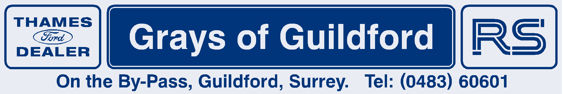 Grays of guildford surrey ford 250x40