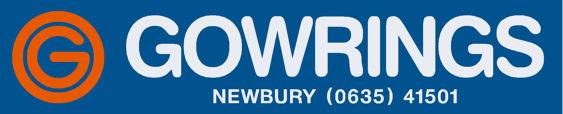 Gowrings newbury 250x50