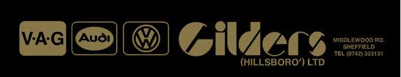 Gilders of sheffield vw audi 290x55