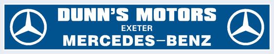 Dunns motors exeter mercedes 250x50