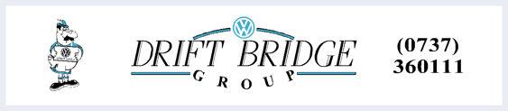 Drift bridge group epsom vw audi 300x65