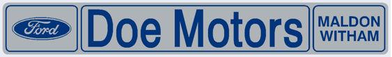 Doe motors maldon witham ford 300x44