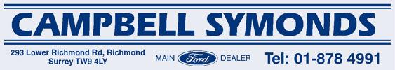 Campbell symonds richmond surrey ford 280x50