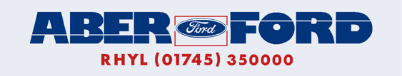 Aber Ford - Rhyl - Ford - Dealer Sticker