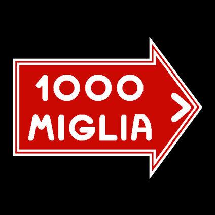 1000 Miglia Decal