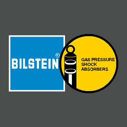 Bilstein Shock Absorbers Decal