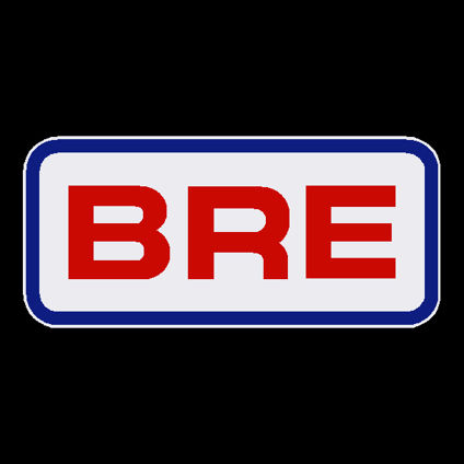 BRE Decal