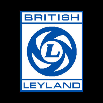 British Leyland Decal