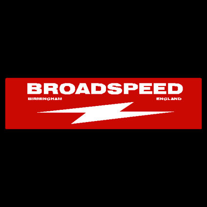 Broadspeed Decal