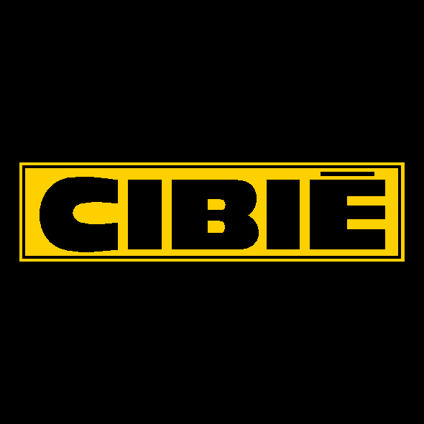 Cibie oblong with outline