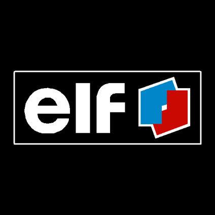 Elf Oil Decal