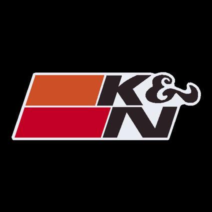 K & N Filters Decal