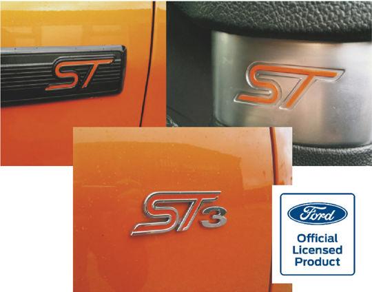 Focus Mk2 ST225 - Vinyl Inlay Set