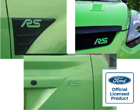 Focus Mk2 RS - Vinyl Inlay Set