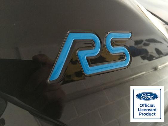 Focus Mk3 RS Rear Spoiler RS Inlay - PAIR