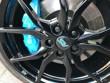 Focus rs forged wheel badge ocean