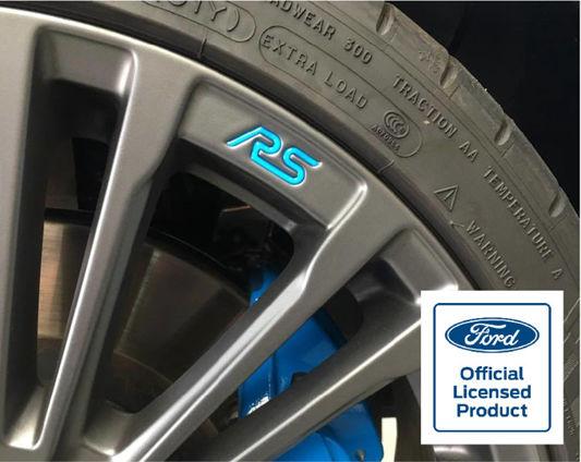 Focus Mk3 RSSTANDARDWheel RS Inlay Badges