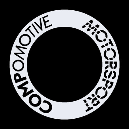 Compomotive Motorsport Wheel Decals