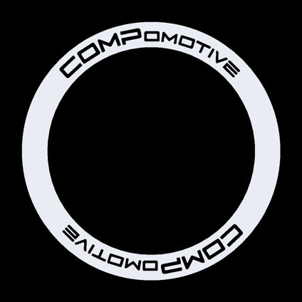 Compomotive Wheel Decals - 2018 Edition