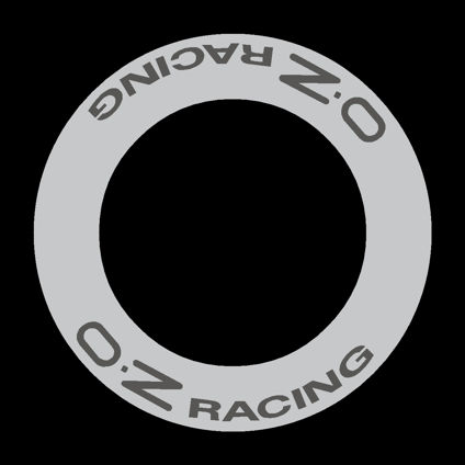 Oz racing wheel decals escort cosworth monte