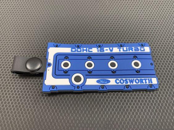 Cosworth Cam Cover - Blue