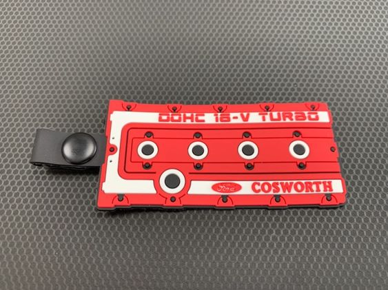 Cosworth Cam Cover - Red
