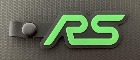 Rs key tag green
