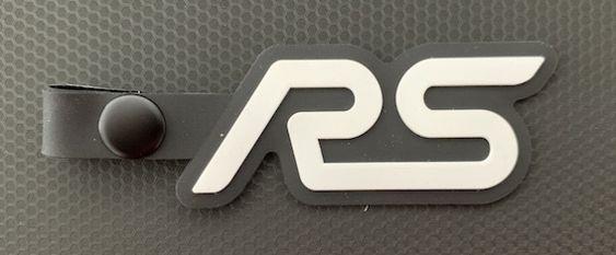 Rs key tag white