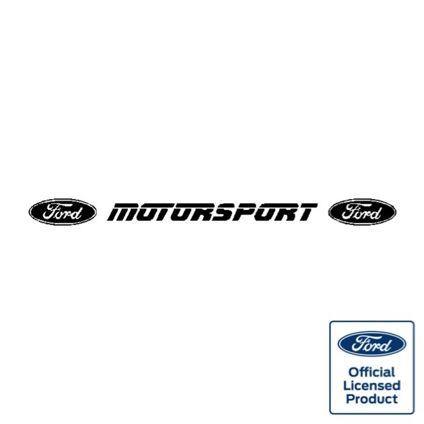 Ford Motorsport 'Block' Decal