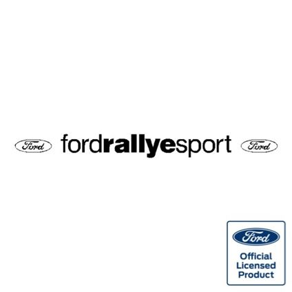 Ford Rallyesport Decal