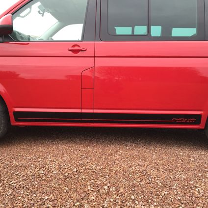 T5 Edition Stripes side 1