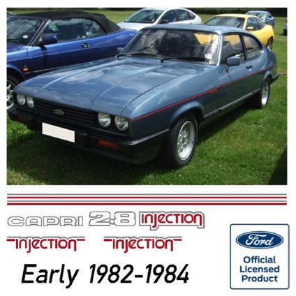Capri 2.8 Injection EARLY