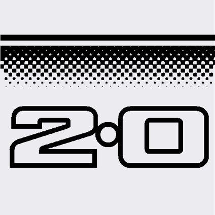 2.0 Black Kit